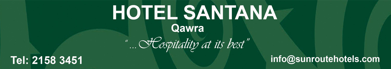 Santana Hotel, Qawra